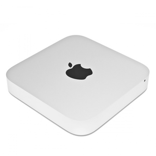 Apple Mac mini stříbrný