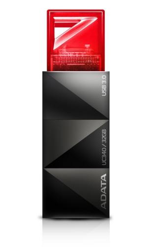 A-Data UC340 32GB červený