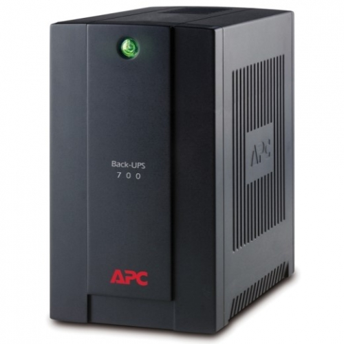 Záložní zdroj APC Back-UPS 700VA