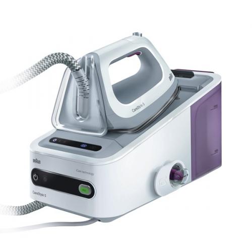 Braun CareStyle 5 IS 5043 bílý/fialový + dárek