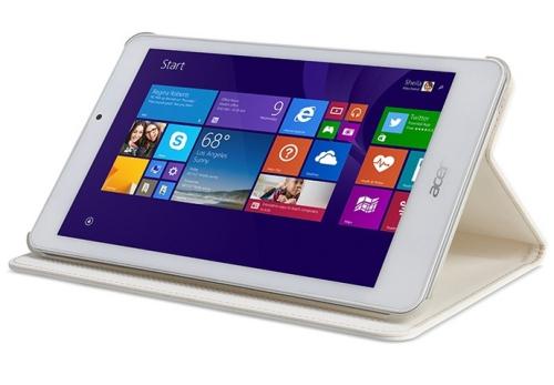 """Acer Portfolio case pro Iconia Tab 8"""" (W1-810) bílé"""