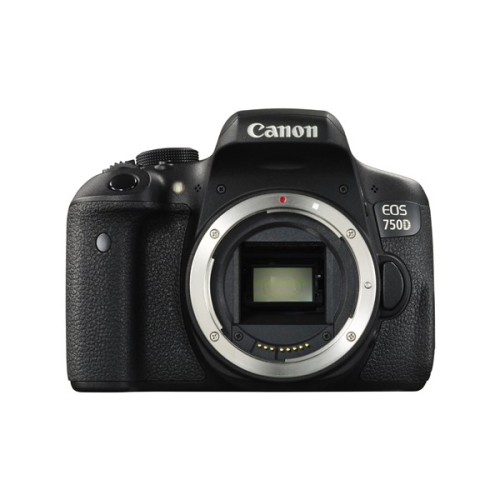 Fotografie Canon 750D tělo