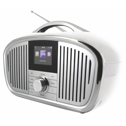 Soundmaster IR4000WE bílý