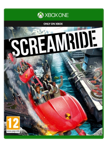 Microsoft Xbox One ScreamRide