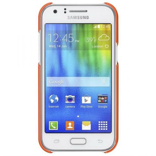 Samsung pro Galaxy J1 (EF-PJ100B) oranžový (EF-PJ100BOEGWW)