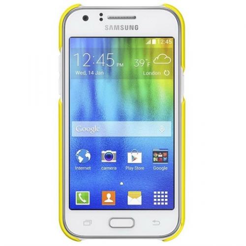Samsung pro Galaxy J1 (EF-PJ100B) žlutý