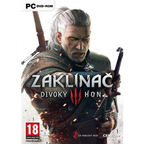 CD Projekt PC Zaklínač 3: Divoký Hon (8595071033320)