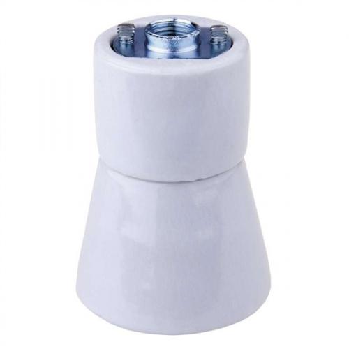 Objímka EMOS na žárovku E27 keramická 1332-837