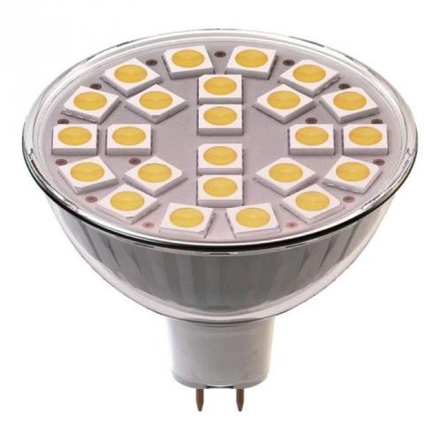 EMOS reflektorová 24 LED 4W MR16 teplá bílá