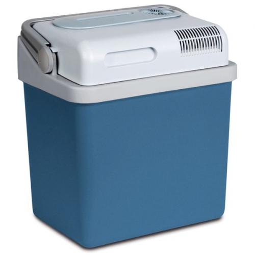Autochladnička Sencor SCM 2025 šedá/modrá