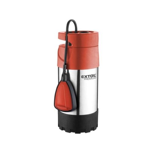 Kalové čerpadlo EXTOL PREMIUM SPF 1000 G4 oranžové