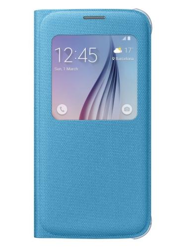 Samsung S-View pro Galaxy S6 (EF-CG920BL) modré