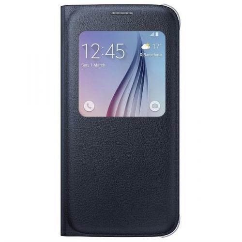 Samsung S-View pro Galaxy S6 (EF-CG920PB) černé