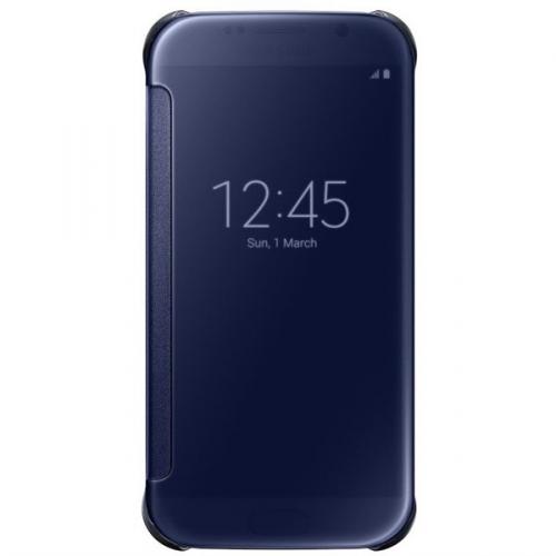 Samsung Clear View pro Galaxy S6 (EF-ZG920BB) černé