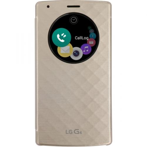 LG Quick Circle (Snap On) pro G4 zlaté