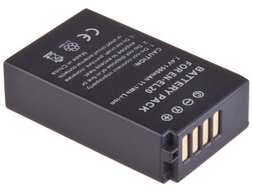 Avacom pro Nikon EN-EL20 Li-ion 7.4V 800mAh