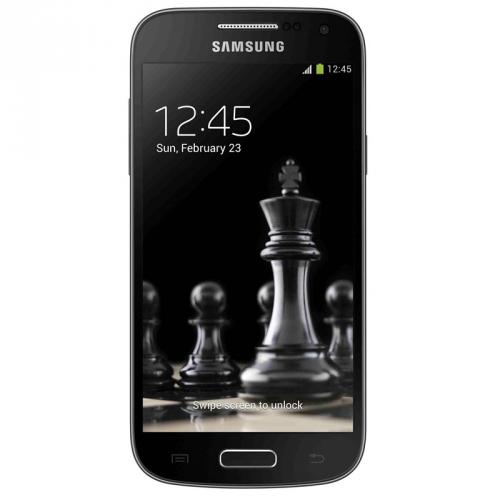 Samsung Galaxy S4 Mini VE (GT-I9195I) Black Edition černý + dárek