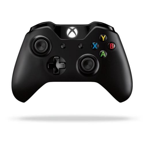 Microsoft Xbox One Wireless Controller černý