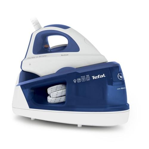 Tefal Purely and simply SV5030E0 bílá/modrá