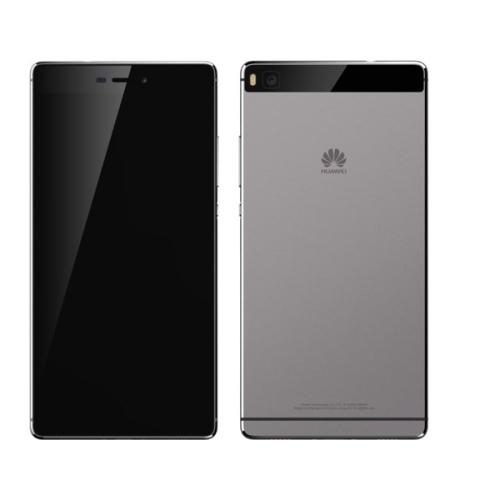 Huawei P8 16 GB - Titanium Grey