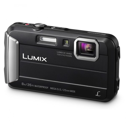 Fotografie Panasonic LUMIX DMC-FT30 black