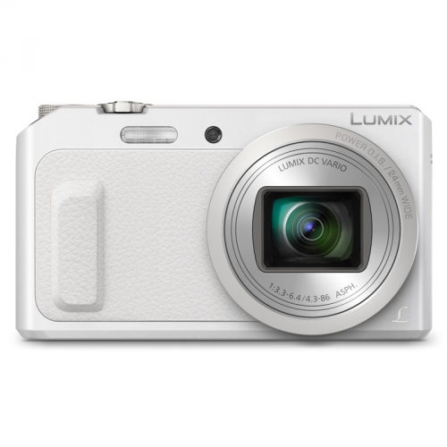 Digitální fotoaparát Panasonic Lumix DMC-TZ57EP-W bílý