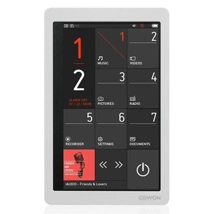 Cowon X9 16GB bílý