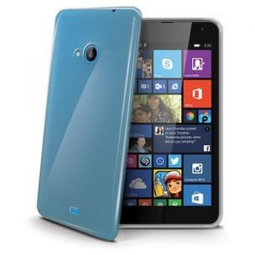 Celly Gelskin pro Nokia Lumia 535 průhledný
