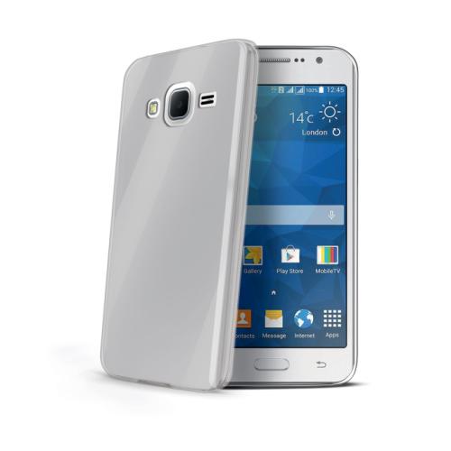 Celly Gelskin pro Samsung Galaxy Grand Prime průhledný