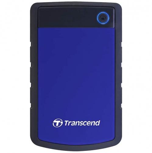 Transcend StoreJet 25H3B 1TB černý/modrý