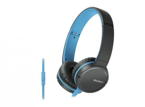 Sony MDRZX660APL.CE7 modrá