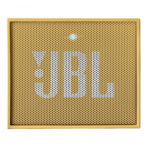 JBL GO žlutý ()