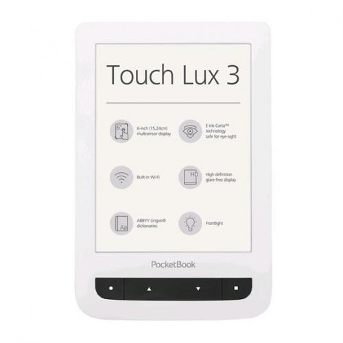 Pocket Book 626 Touch Lux 3 bílá