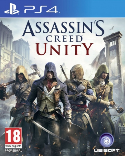 Ubisoft PlayStation 4 Assassin's Creed: Unity