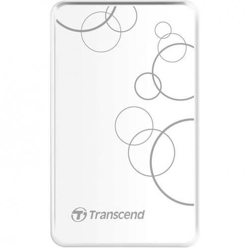 Transcend StoreJet A3 1TB bílý