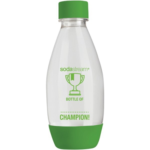 SodaStream CHAMPION GREEN 0.5l zelená