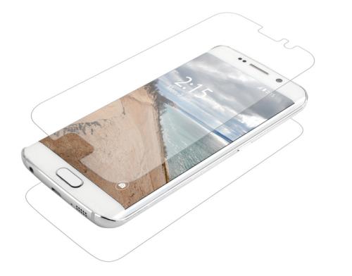 InvisibleSHIELD HD pro Samsung Galaxy S6 Edge - celé tělo průhledná