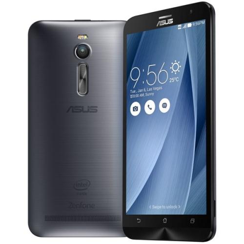 Asus ZenFone 2 32 GB ZE551ML stříbrný