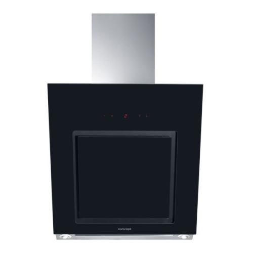 Concept OPK5760n černý/nerez/sklo