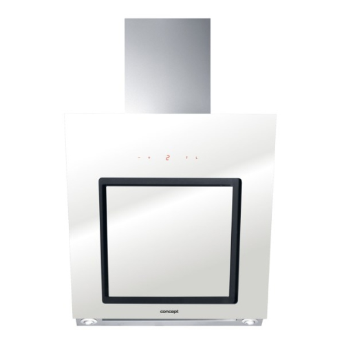 Concept OPK5760wh bílý/sklo