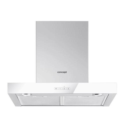 Concept OPK4160wh bílý/sklo