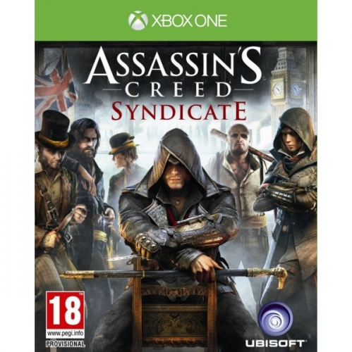 Ubisoft Xbox One Assassin's Creed Syndicate