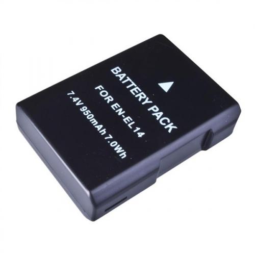 Avacom pro Nikon EN-EL14/EN-EL14a/EN-EL14e Li-ion 7.4V 950mAh