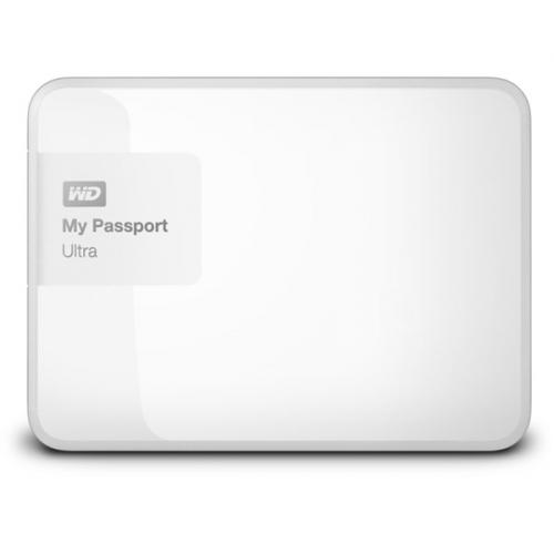 Western Digital My Passport Ultra 2TB bílý