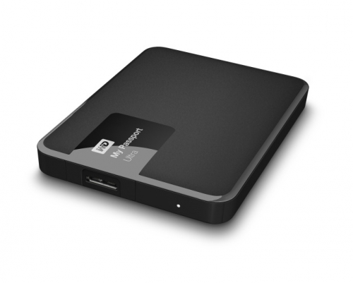 Western Digital My Passport Ultra 3TB černý