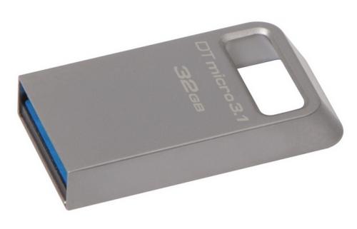 Kingston DataTraveler Micro 3.1 32GB kovový (DTMC3/32GB)