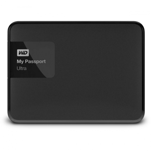 Western Digital My Passport Ultra 1TB černý