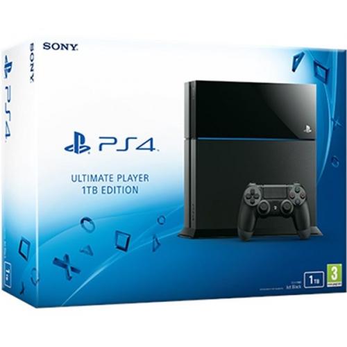 Sony PlayStation 4 1TB černá