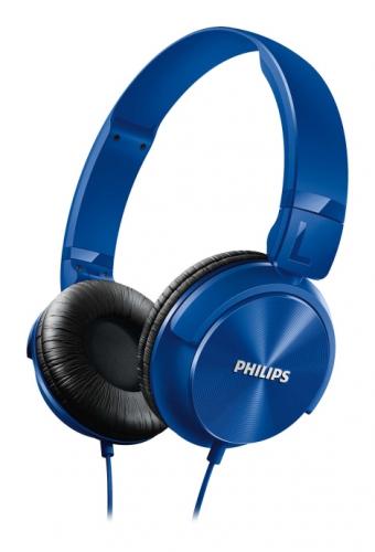 Philips SHL3060BL modrá