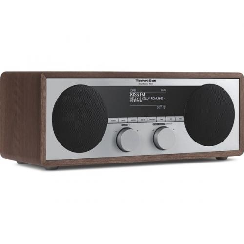 Technisat DigitRadio 450 dřevo